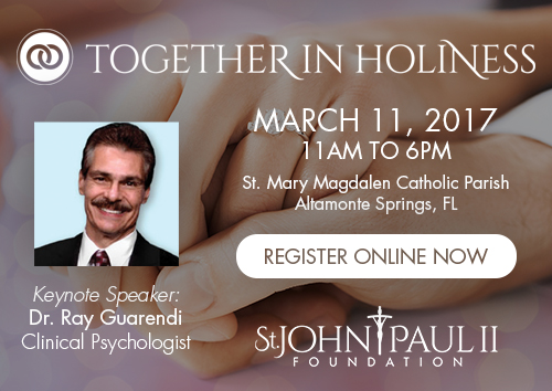 "Join Me at the ""Together in Holiness"" Conference!"